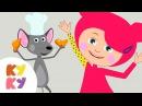 КУКУТИКИ - БАБУШКА - Детская песенка про бабушку для детей, малышей - Kids Song about Grandma