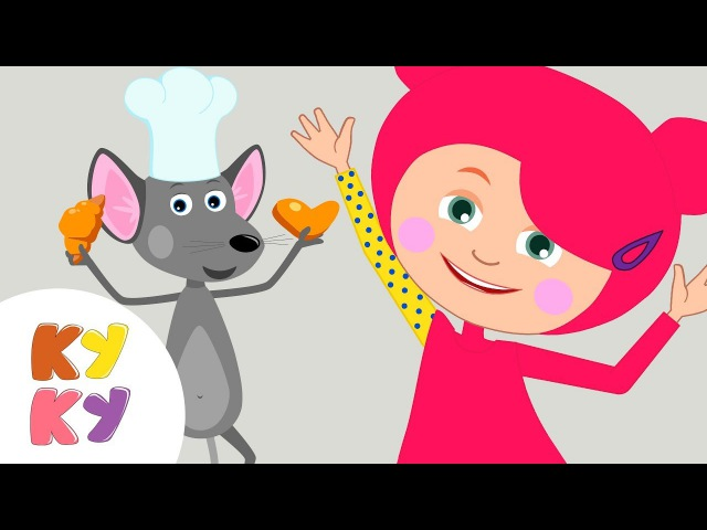 КУКУТИКИ БАБУШКА Детская песенка про бабушку для детей малышей Kids Song about Grandma