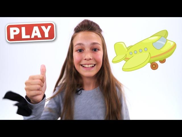 КУКУТИКИ PLAY - Детская Песенка Пупсик - Играем и Поем с Василисой - Funny Kids Song