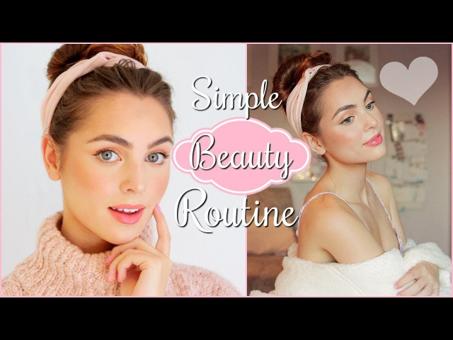 Sick/Lazy Day 10 Min Makeup Routine BEST GIRLY MOVIES LIST! (easy no makeup makeup)