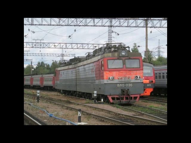 Станция Кузнечное. flackelf