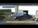 Новости на «Россия 24» • Вакуумную колонну для Омского НПЗ отправляют в длительное водное путешествие из Волгодонска