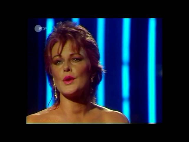Anni-Frid Lyngstad: (ABBA): I Know There's Something Going On - HD (ORIGINAL SOUND)