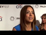 Chloe Bennett from Agents of S.H.I.E.L.D.   AfterBuzz TV Red Carpet
