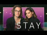 Stay by Zedd &amp Alessia Cara  Music Sessions  Ashley Tisdale