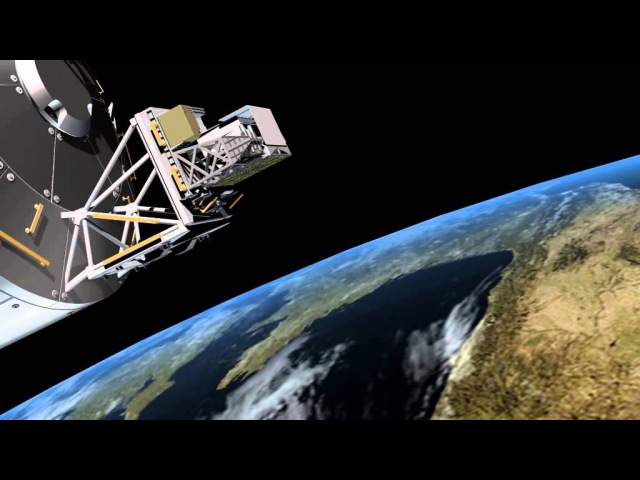 ASIM Payload to ISS - Transport, Installation, and Utilization