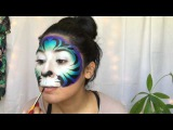 Mermaid Tiger (face Painting)