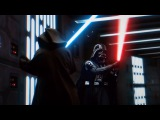 Darth Vader Vs Obi-Wan Kenobi REIMAGINED Teaser Trailer