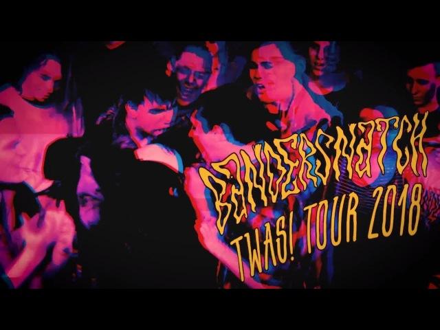 Bandersnatch's Twas! Tour 2018