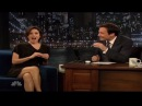 Jennifer Connelly Blow a Clown with Jimmy Fallon