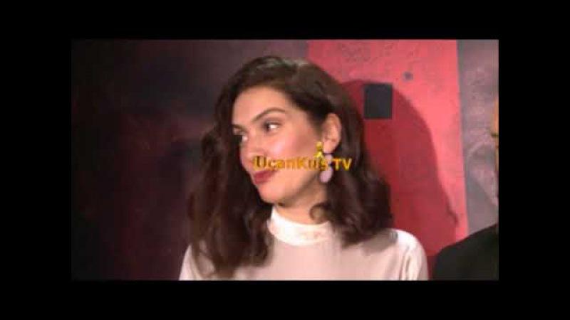Berguzar Korel Daha film gala 9 1 2018