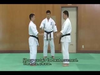3 Bunkai Kumite Sanchin