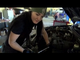 Тяжелый ремонт Mitsubishi Lancer Настя Tyman