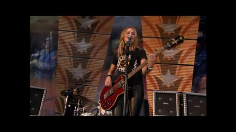 Sheryl Crow The First Cut is the Deepest (Live at Farm Aid 2003)