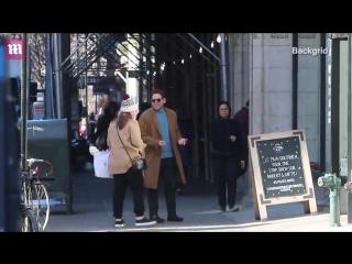 Jonah Hill  his sister Beanie Feldstein go Christmas shopping