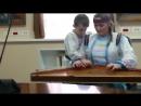 Марийцы Связь поколений через музыкальный инструмент в Доме дружбы Лен области 07 02 2018г