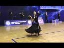 Oleg Chzhen - Alina Ageeva Динамиада 2017 Slow Waltz
