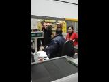 Реакция директора Степанова А. и сотрудников Магнит на сьемку в магазине