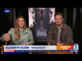 Sam Rubin Chats With Jeremy Renner Elizabeth Olsen On Wind River