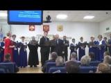 Гимн УИС - хор Северная лира