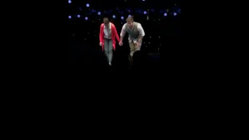 Ginnifer Goodwin and Allen Leech at the Geffen Playhouse for Constellations