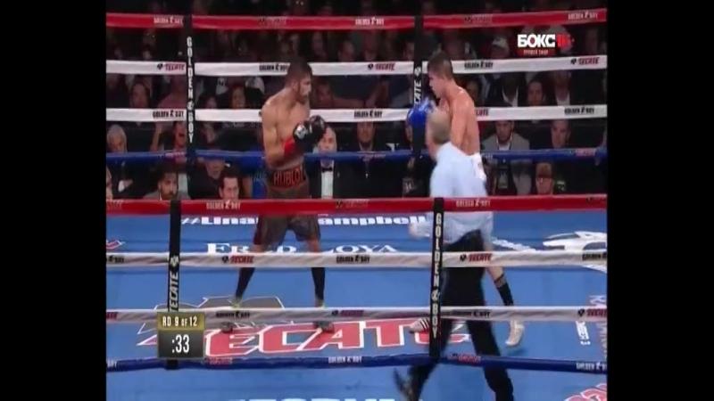 2017-09-23 Jorge Linares - Luke Campbell, Romero Duno - Juan Pablo Sanchez (Бокс ТВ LIVE)