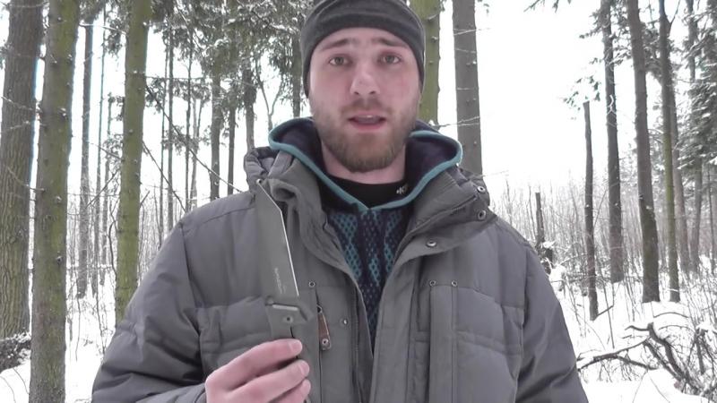 Выживание Поход Самый удобный нож для похода в лес. Складень или фикс Steel Will Apostate VS Steel Will Sentence