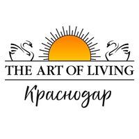 Логотип ИСКУССТВО ЖИЗНИ. КРАСНОДАР /THE ART OF LIVING