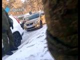 Репортаж из Соснового Бора, где произошло нападение на школу: за кадром