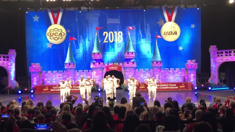 UNLV 2018 UDA D1A Hip Hop National Champions
