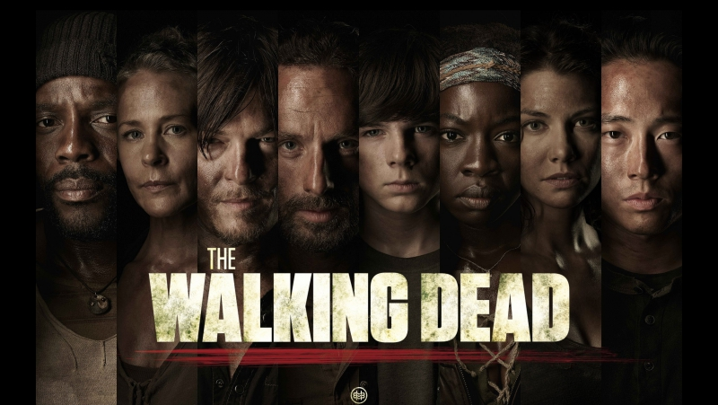 Ходячие мертвецы 1 2 3 4 5 6 7 сезон онлайн