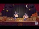 Five Creepy Spiders _ Halloween Song _ Super Simple Songs