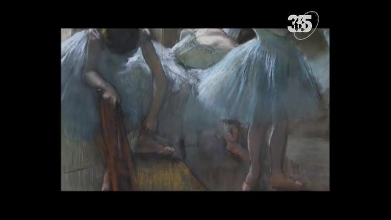 Эдгар Дега. Обнажённая Натура / Edgar Degas. Nude.