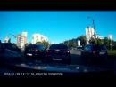 Авария 27.06.2017 года в 19.40 Перекресток ШМУ - Горького