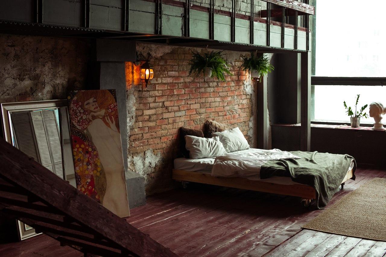 фотостудия в спб с шикарной кроватью также