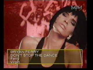 11. Bryan Ferry. Don't Stop The Dance (1985) (MCM)