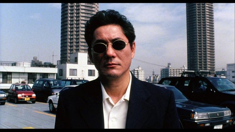 Фейерверк 1997 Hana-bi реж. Такеши Китано триллер, драма, мелодрама