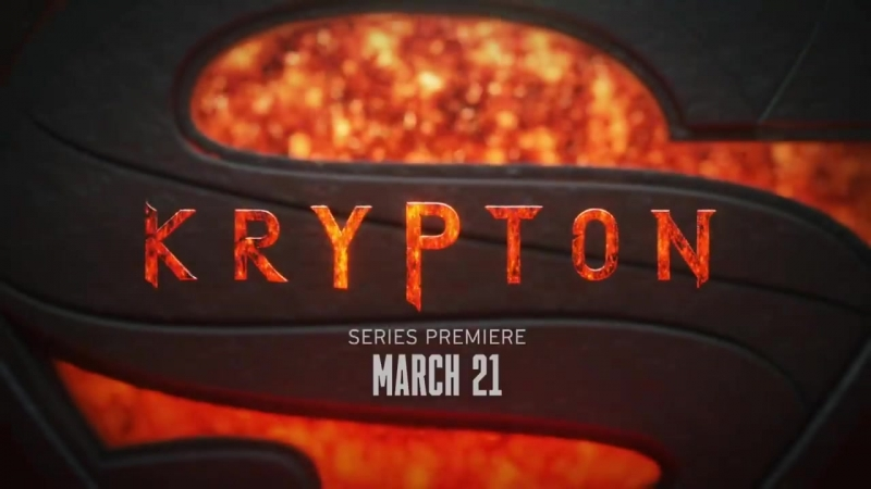Krypton Syfy Trailer HD Superman prequel series