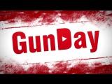Заставка для спортивного YouTube канала GunDay
