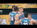 TOP 10 Amazing Volleyball Moments by Matteo Piano - Champions Cup 2017