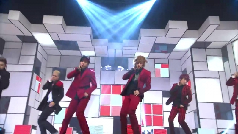 TEEN TOP - To You @ Comeback Stage, Music Core Live