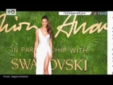 #ВТЕМЕ Ирина Шейк затмила всех на Fashion Awards в Лондоне