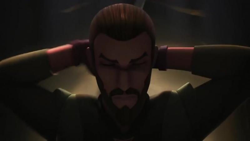 Смотрите трейлер 2 части 4 сезона Звёздные войны: повстанцы на русском языке
