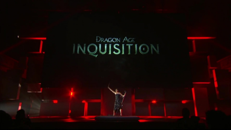 Dragon Age Inquisition Gameplay Trailer 1080p HD (E3 2014)