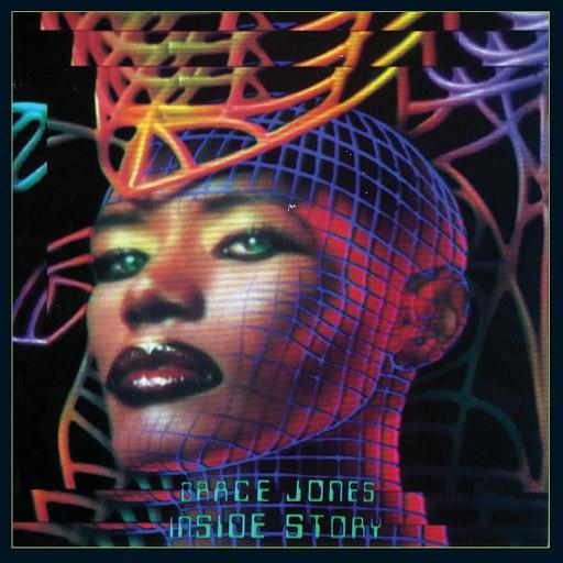 Grace Jones альбом Inside Story