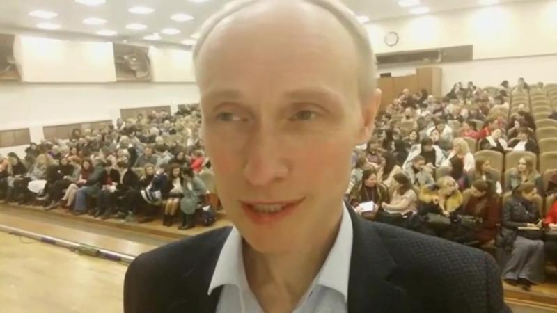 Теплая и уютная атмосфера на тренинговой программе Олега Гадецкого в Москве