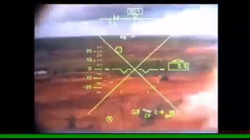 відео з кабіни військового вертольоту Ка-52