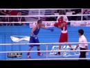 AIBA Hamburg 2017 Тамир Галанов (52кг) 1⁄8 final