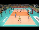 TOP 10 Amazing Volleyball Moments by Aaron Russell Champions Cup 2017
