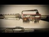 Винтовка М-14/AR-15/M16